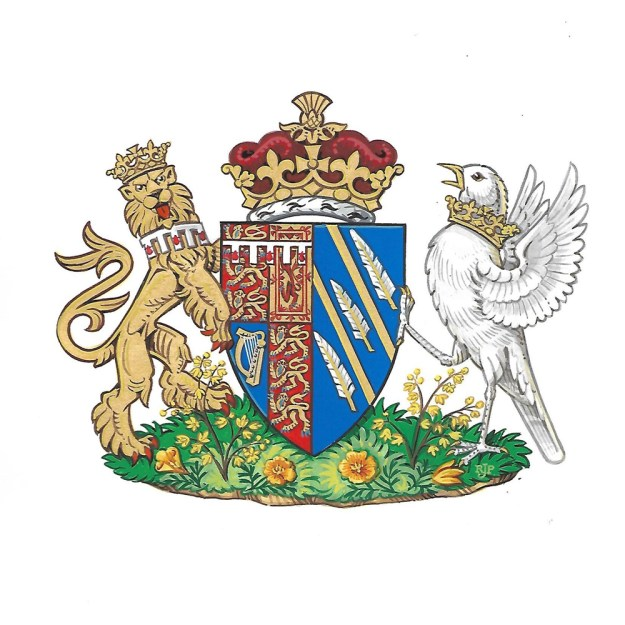 Buckingham Palace Releases Meghan Markle's Official Coat of Arms – Details Here!