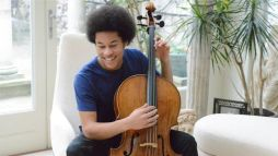 Teenage Cellist Sheku Kanneh-Mason Wows at Royal Wedding – Details Here!