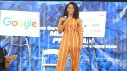 "Google Screens ""GODCOMPLX"" @ ABFF; Promotes Tech at Steve Harvey's Mentoring Camp – Pics & Details Here!"