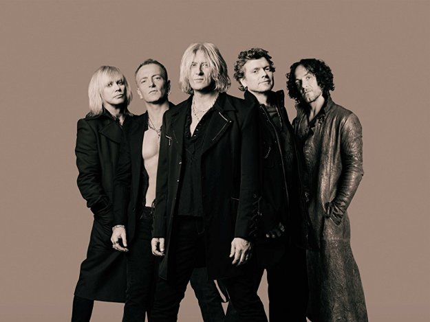"Def Leppard Debuts Spotify Singles Recording Sessions Today- Features ""Hysteria"" & Depeche Mode's ""Personal Jesus"" – Details Here!"
