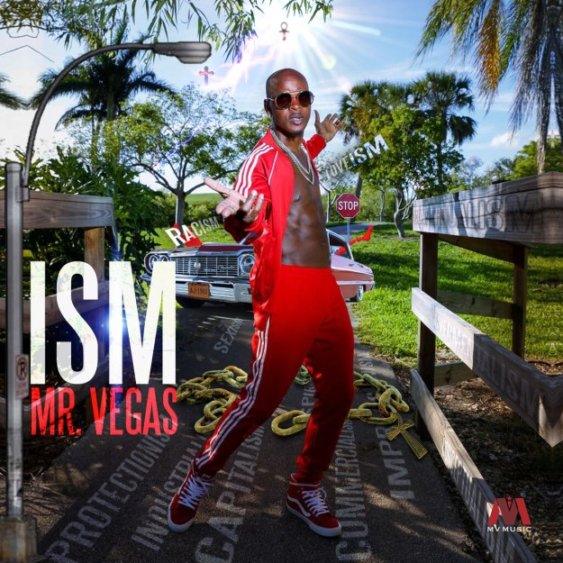 "Mr. Vegas Gears Up to Drop New Album ""Ism"" – Details Here!"