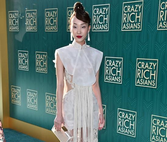 """""""Crazy Rich Asians"""" Premiere Red Carpet Pics – View Pics + Trailer Here!"""