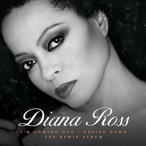 "Diana Ross Makes Music History With New Remixes ""I'm Coming Out / Upside Down"" & ""Ain't No Mountain"" – Stream Here!"