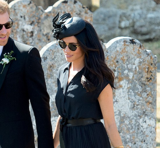 Happy Birthday Meghan Markle – Celebration Pics & Details Here!