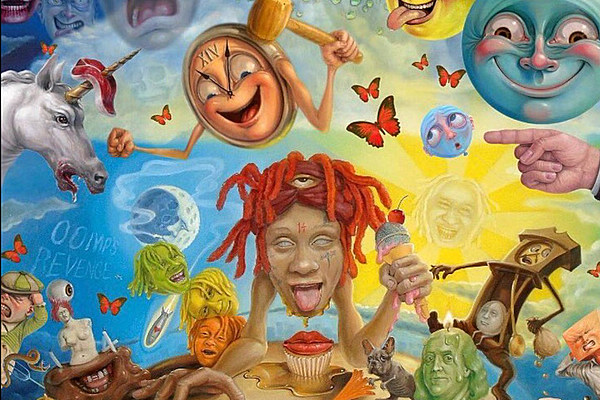 "Trippie Redd Drops Debut LP ""Life's A Trip"" – Stream Here!"