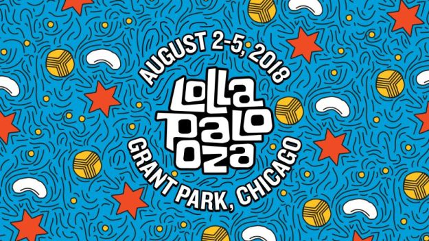 LIVE from Lollapalooza 2018 – Watch Performances Now!