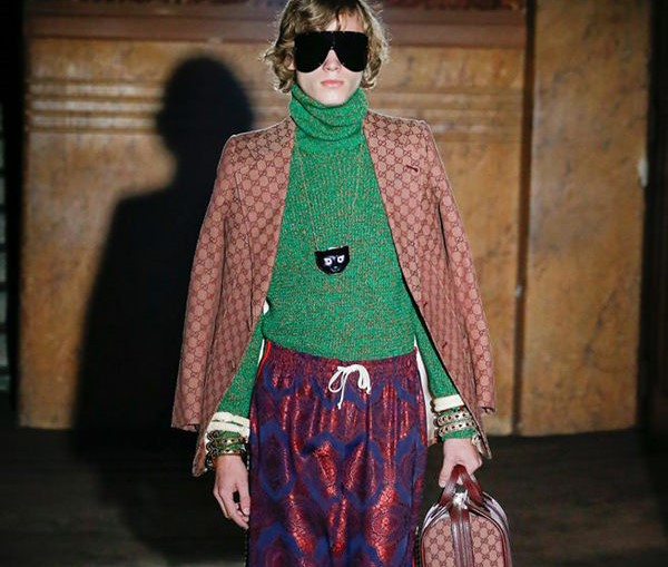 Gucci Spring 2019 Collection – Photos Here! #parisfashionweek