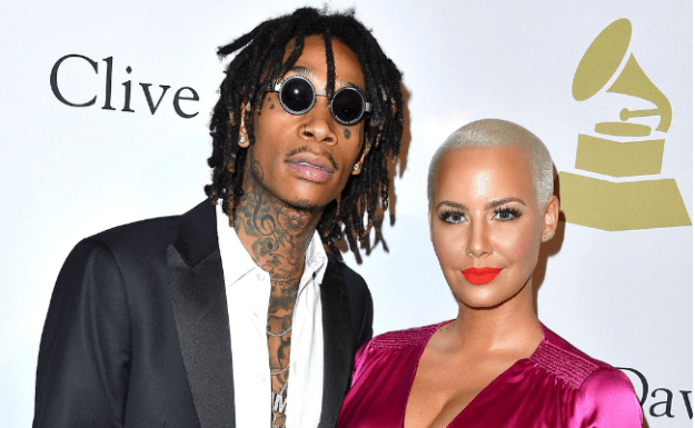 Amber Rose's Loses $150K Wiz Khalifa Engagement Ring – Details Here!
