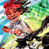 """Trippie Redd Reveals His """"A Love Letter To You 3"""" Cover Art & Tracklist - Details Here!"""