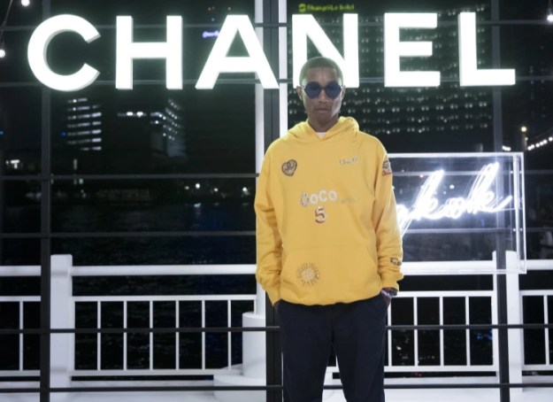 A Pharrell Williams x Chanel Collection is Coming Soon – Details Here!