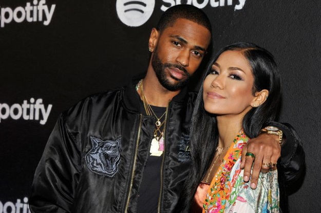 Jhene Aiko Reportedly Upset Big Sean is Dating Blonde Model – Details Here!