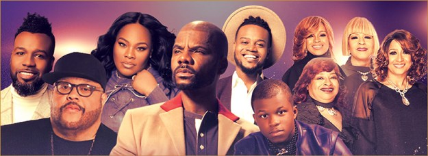 Kirk Franklin Partners with Live Nation Urban for 2nd Annual Exodus Music & Arts Festival