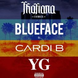 "Blueface Releases New Installment of ""Thotiana"" (Remix) ft. Cardi B"