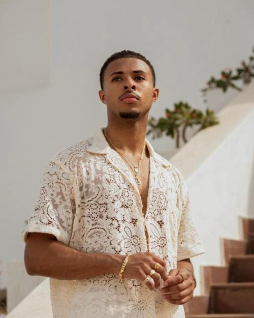 Diggy Simmons Wants To Be Your 'Anchor'