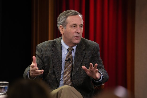 Challenging Times in Higher Education: A Conversation with Lawrence S. Bacow President of Harvard University