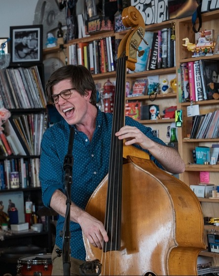 Scott Mulvahill wows listeners with his NPR Tiny Desk Concerts Performance