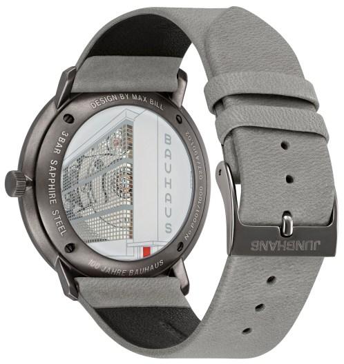 Junghans max bill Automatic 100 J. Bauhaus 027