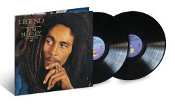 Bob Marley & The Wailers' Legend Turns 35 – The World's Best-Selling Reggae Album Of All Time Is Anointed With A Special 35th Anniversary 2LP Vinyl