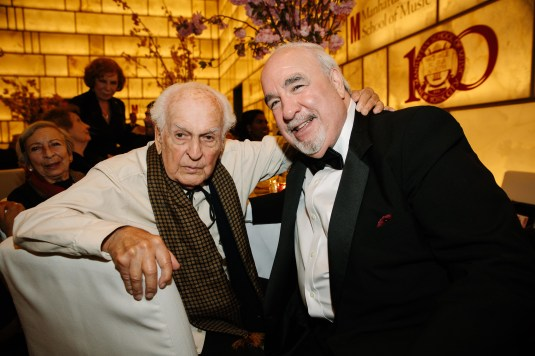 Anton Coppola, Glenn Dicterow