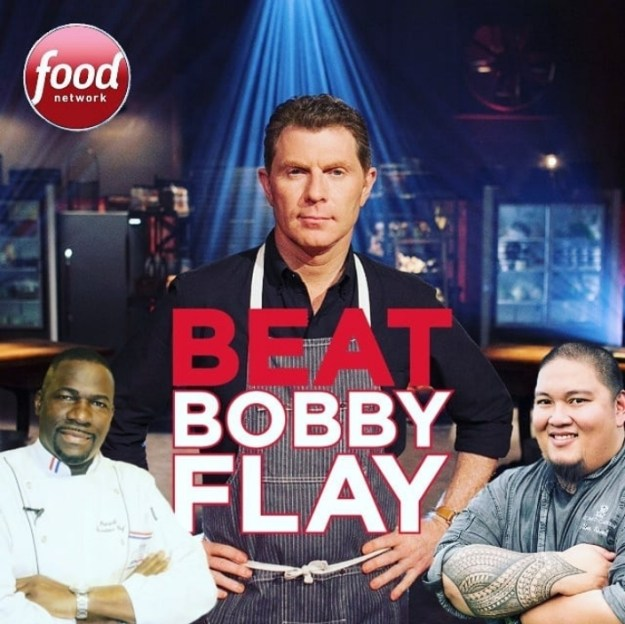 Chef Patrick to debut on Food Network's hit show Beat Bobby Flay on May 16th