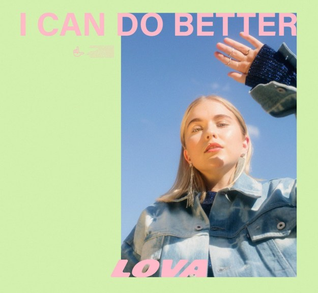 "LOVA unveils her empowered and enlightened new single ""I Can Do Better"""