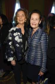 Marion Waxman and Susan Rose