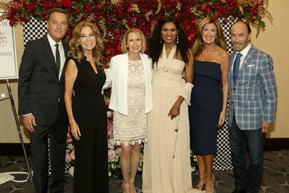 Michael W. Smith, Kathie Lee Gifford, Debbie Smith, Nicole C. Mullen, Kim Greenwood, Lee Greenwood