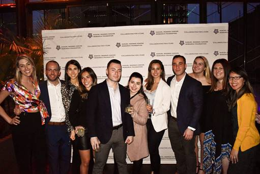 Young Professionals Raise $30,000 To Support Cancer Research At Samuel Waxman Cancer Research Foundation's Inaugural 'Havana Nights' Event