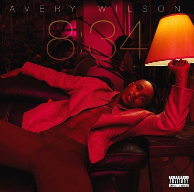 "Avery Wilson Drops New EP ""834"""