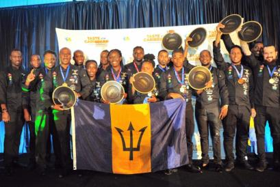 Barbados took the number one team spot at Taste of the Caribbean