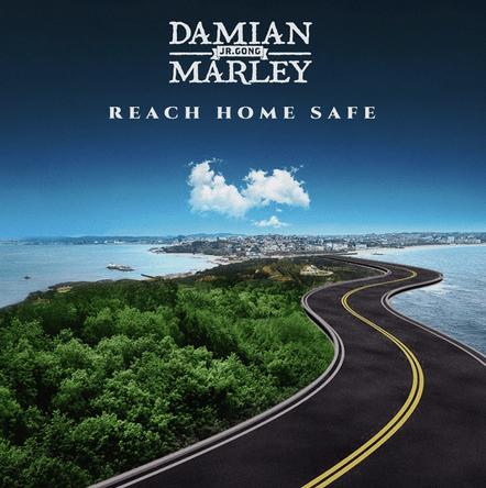 "Damian ""Jr. Gong"" Marley Debuts New Single ""Reach Home Safe"""