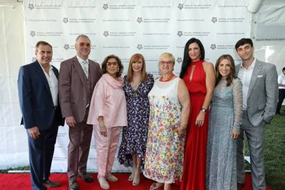 The 15th Annual Hamptons Happening Honored Luminaries In Cuisine, Business, And Fashion, and Raised $440,000 To Benefit The Samuel Waxman Cancer Research Foundation