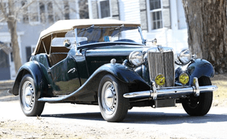 Southampton Animal Shelter Foundation To Auction Off Classic 1952 MG TD at 10th Annual Unconditional Love Gala