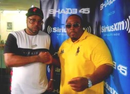 Bruse Wane Freestyles On DJ KaySlay's Street Sweeper Radio