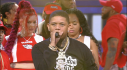 "Watch Yeella Yeella Beezy Perform ""Up One"" Oo Wiild'N Out"