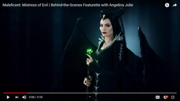 "New Special Look at Disney's ""Maleficent: Mistress of Evil"" ft. Angelina Jolie"