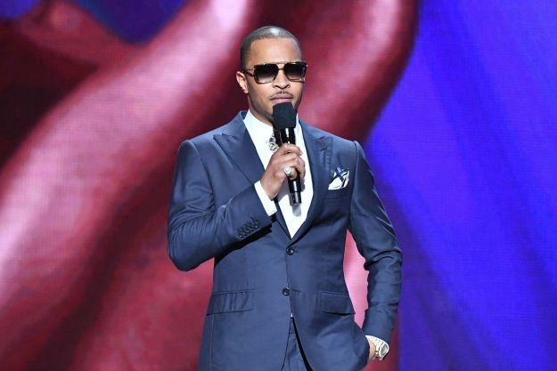 Pics: T.I., Tiny and their daughter Heiress at the 51st NAACP Image Awards