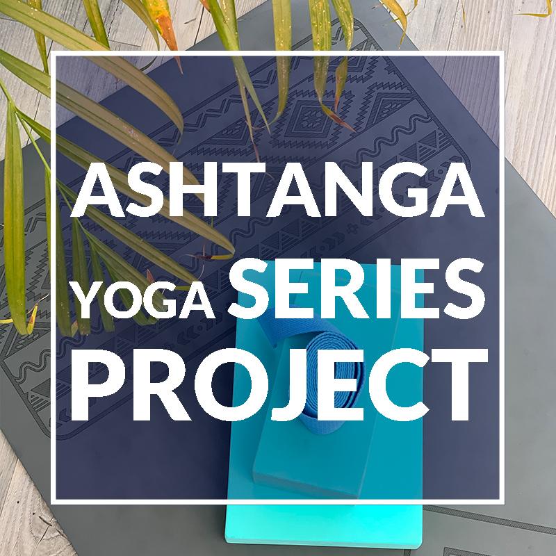 ashtanga yoga series project