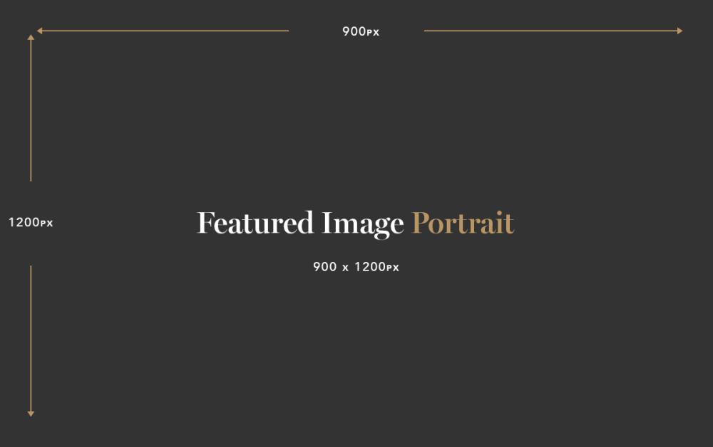 Featured Images Portrait