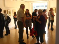 Flotsam - private view at Watford Museum