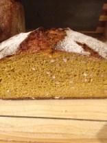 Pearl Barley & Pumpkin Bread