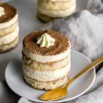 Pu-erh Tea Tiramisu - Flour Covered Apron