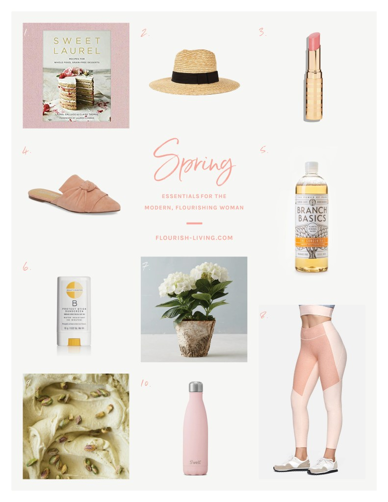 10 Spring Essentials for the Modern, Flourishing Woman | Flourish