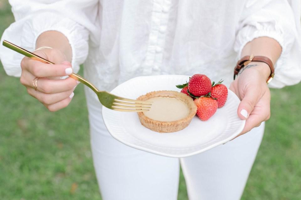 Why I Left Food Blogging | Flourish by Caroline Potter NTP