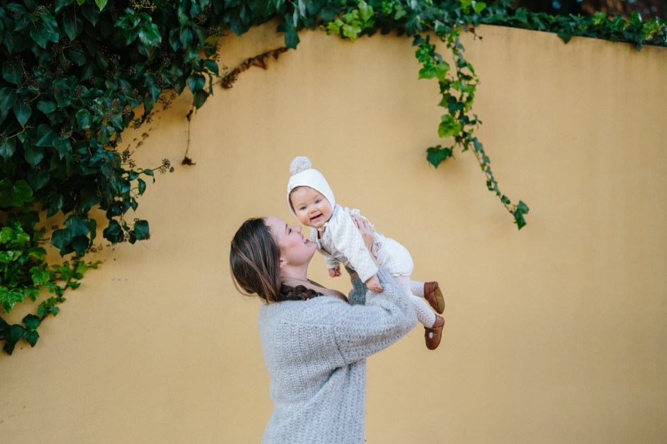 A Day in My Life: Balancing Motherhood, Business & Health | Flourish by Caroline Potter, NTP