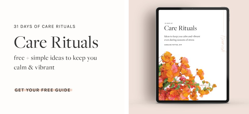 31_Free_and_Simple_Care_Rituals_Caroline_Potter_NTP