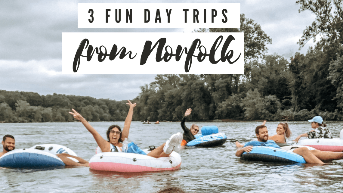 fun day trips from Norfolk