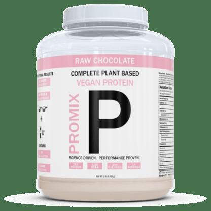 promix vegan protein powder chocolate