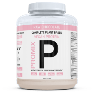 promix vegan protein powder chocolate