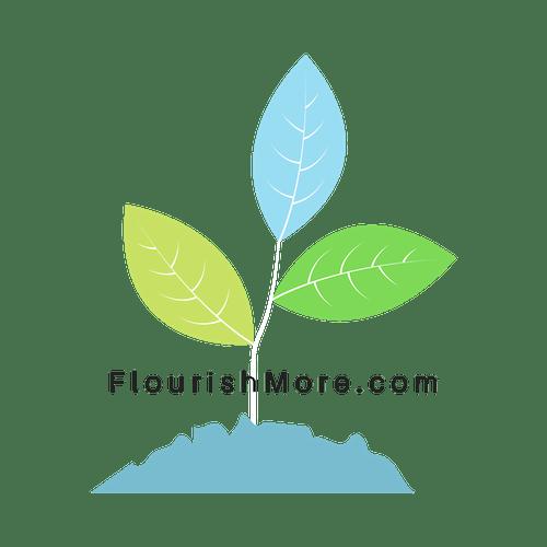 FlourishMore.com logo